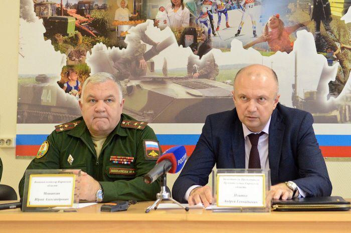 Кировская область отправит 15 призывников в Президентский полк