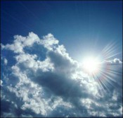 Солнечные выходные и +30° по Цельсию