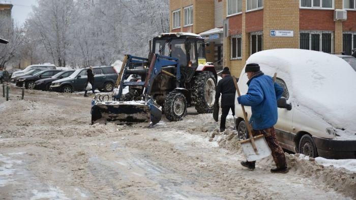 Представители администрации вновь проверили качество работ УК
