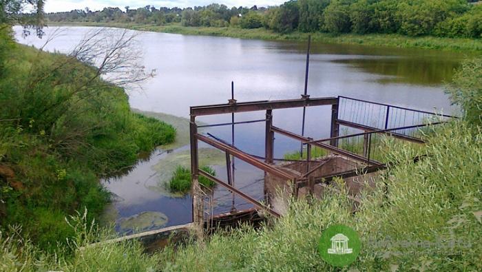 На ремонт гидроузлов в Уржумском и Унинском районах потратят около 30 млн рублей