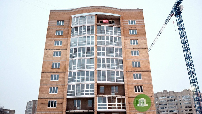 Проблемный дом на улице Ленина, 145 в Кирове сдали в эксплуатацию