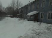 20 дворов Нововятска завалило снегом