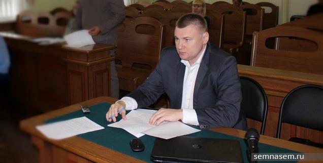 Антон Долгих выдвинул свою кандидатуру на пост губернатора Кировской области