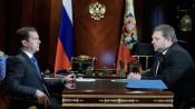 """Д.Медведев: """"Количество вузов в России избыточно"""""""
