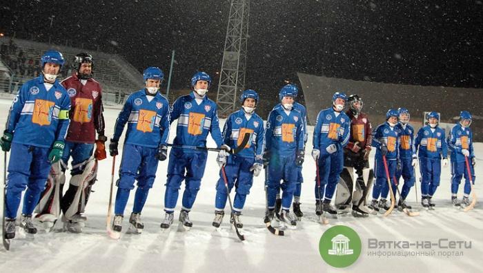 Центр развития хоккея с мячом Кировской области возглавит Сергей Лазуткин