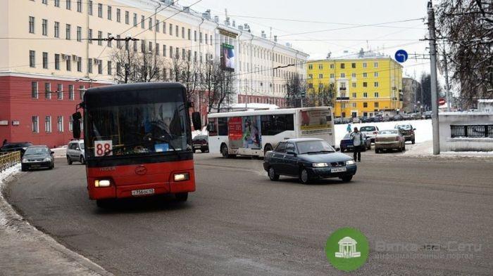 С 1 февраля в Кирове вырастет плата за проезд