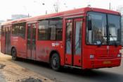 Автобус №52 поедет до Автодорожного техникума