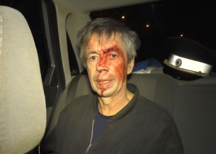 Таксист, сбивший двух сотрудников ДПС, рассказал свою версию произошедшего (видео)