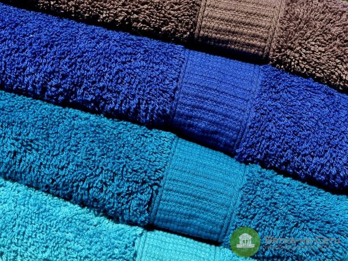 Где купить махровые полотенца оптом?