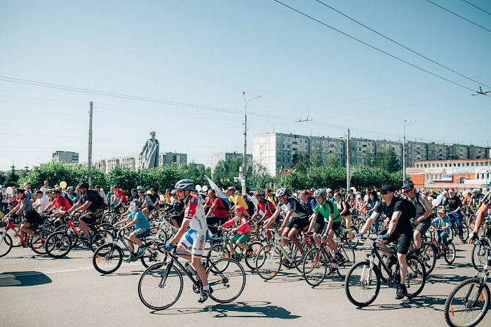 Сегодня в Кирове пройдет пятый велопарад в истории города