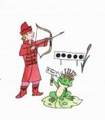 В рамках «Всемирных сказочных игр» пройдёт сказочное семиборье