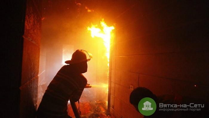 В Кирове мужчина поджег свое прошлое место работы