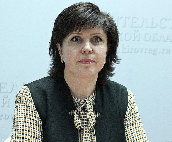 C 26 февраля Ольга Рысева официально стала министром образования Кировской области