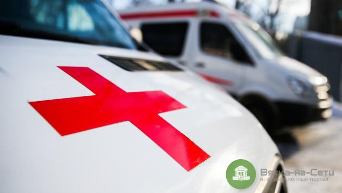 Вчера в Кирове на глазах у прохожих умерли пенсионер и 17-летняя девушка