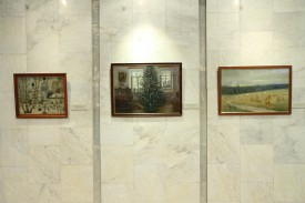 Выставка одной картины