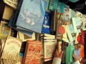 Галерея Прогресса готовит для кировчан грандиозную книжную ярмарку