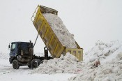 За сутки с улиц Кирова убрали 4 тысячи  кубометра снега