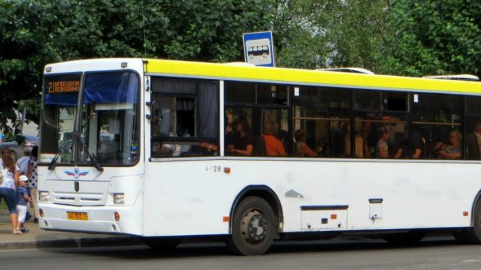 3 июня маршруты общественного транспорта изменятся