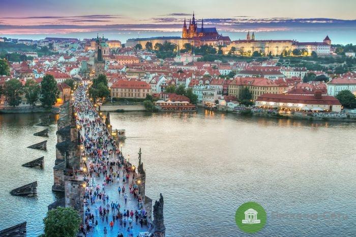 Какой район для остановки выбрать в Праге?