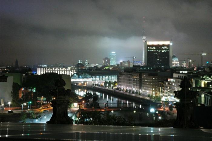 Ночная жизнь Берлина