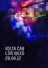 VOLTA CAB LIVE@LЁD