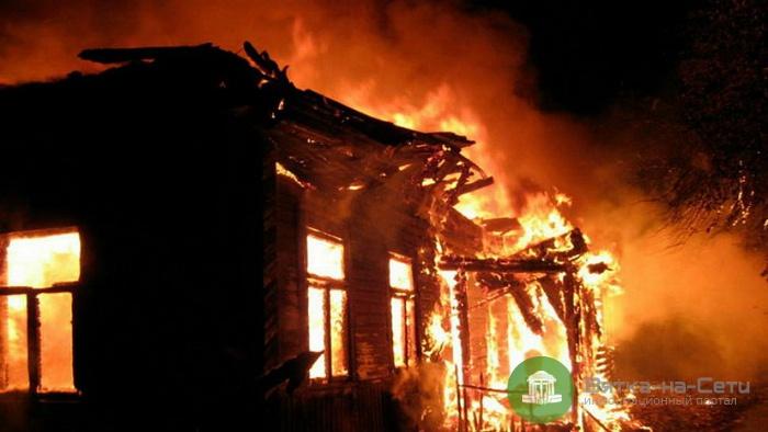 В Юрьянском районе при пожаре погиб 3-летний ребенок