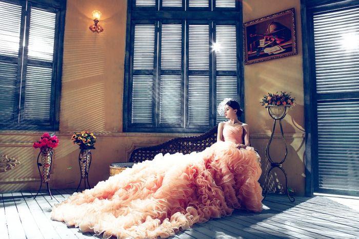 Как подобрать фату для невесты?