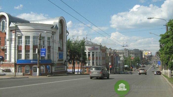 В Кирове представили проект по комплексному развитию транспортной инфраструктуры