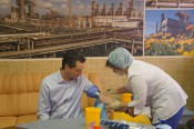 На «Заводе минеральных удобрений  КЧХК» стартовала акция «Подари надежду на жизнь!»