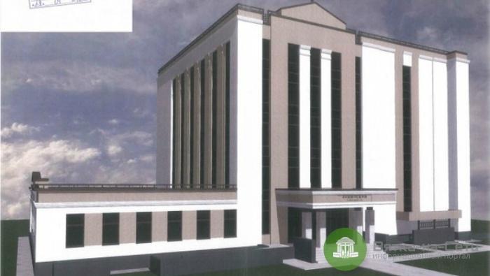 В Кирове построят новое здание Ленинского суда