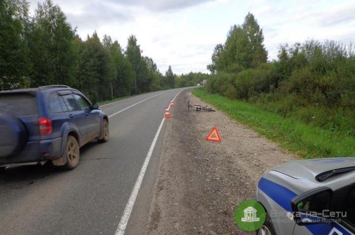 """Водитель """"Мерседеса"""" сбил насмерть велосипедиста"""