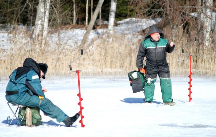 В Кировской области пройдут соревнования по подлёдной рыбалке
