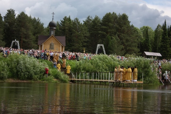 Изменения в расписании служб в связи с приездом Патриарха Кирилла