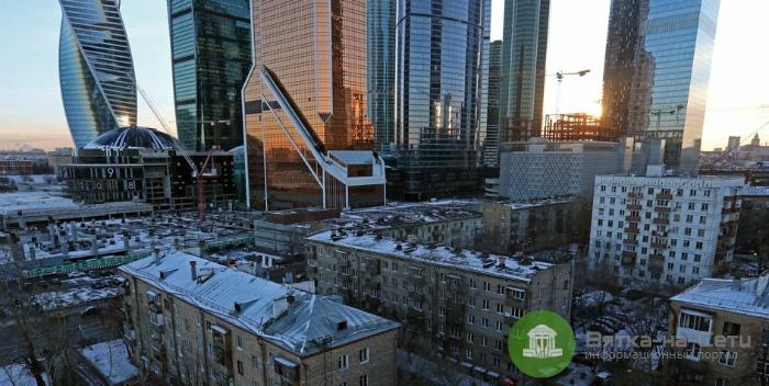 Среднему жителю Кировской области на квартиру в Москве придется копить 18 лет