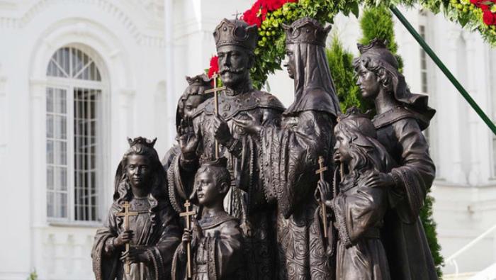 На кировской набережной планируют установить памятник царской семье