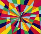 Разноцветная палитра