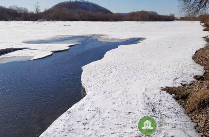 В Нолинском районе в реке утонула 4-летняя девочка: она провалилась под лед