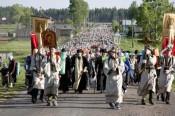 Великорецкий крестный ход сегодня вернётся в Киров