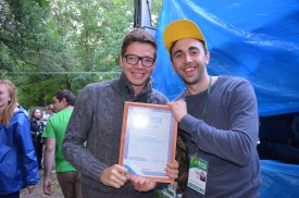 Три проекта кировчан отмечены грантами на «iВолге-2014»