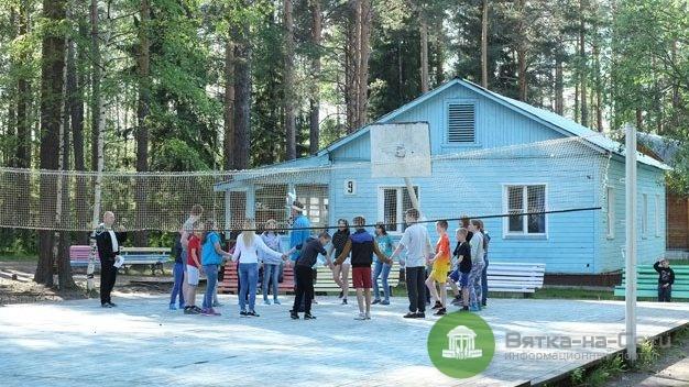 В кировских детских лагерях пройдут проверки