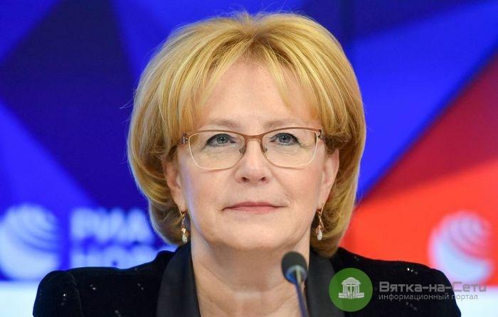 В профильном комитете Госдумы хотят, чтобы Вероника Скворцова осталась министром здравоохранения РФ