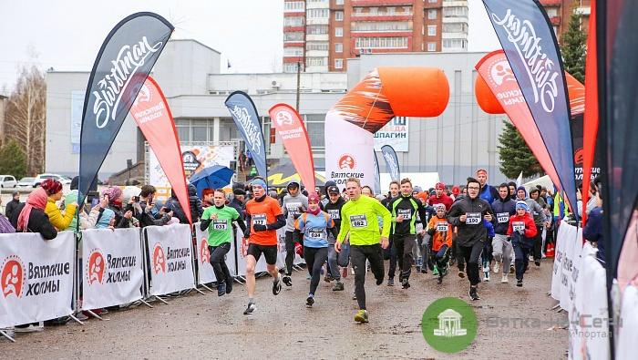На старт забега Поляны RUN приехали участники из 8 регионов России