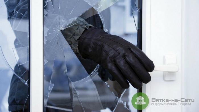 Чепчанин ночью ограбил похоронное бюро