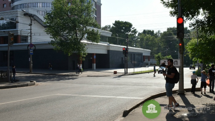 На Октябрьском проспекте могут появиться выделенные полосы для общественного транспорта