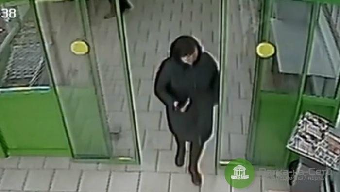 Полиция разыскивает кировчанку, укравшую сумку из камеры хранения