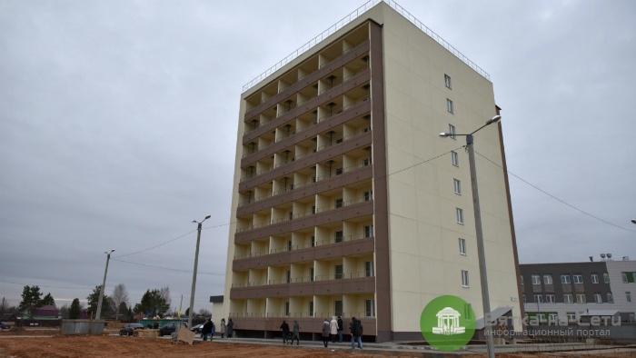 Дом для детей-сирот в Урванцево введен в эксплуатацию