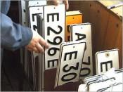 В Кировской области начали выдавать свидетельства о регистрации транспорта