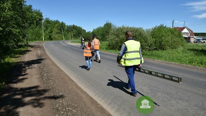 В Дороничах три улицы приняты в эксплуатацию