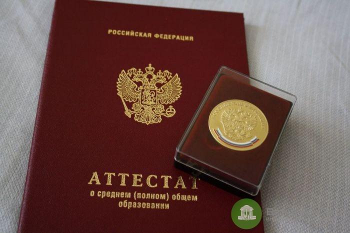 В Кирове 224 человека в 2019 году окончили школу с медалями