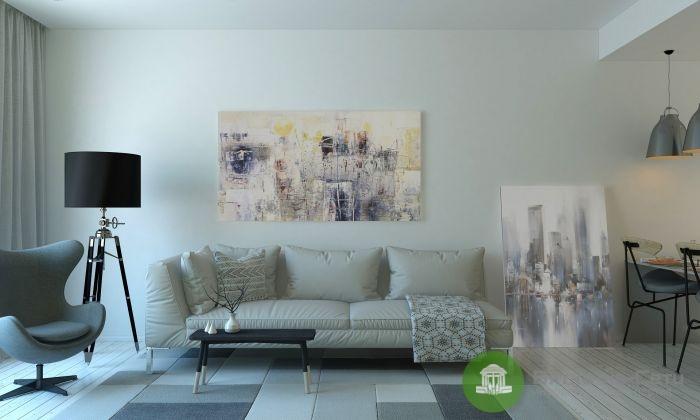 Дизайн-проект «Интерьер квартир»: реальный результат дизайнерских изысков